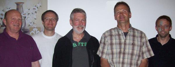 Vorstand der FWG Homberg (Efze)