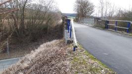 Ederseebahn-Radweg: Kreuzungsfrei über die Straßen