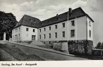 Amtsgericht historisch